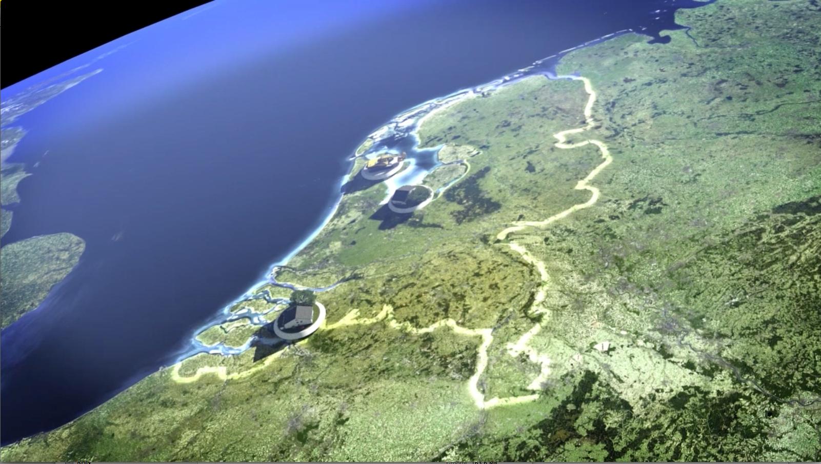 kaartje NL uit animatie
